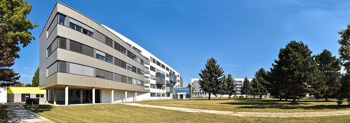 Školský areál Campus MTF STU – CAMBO